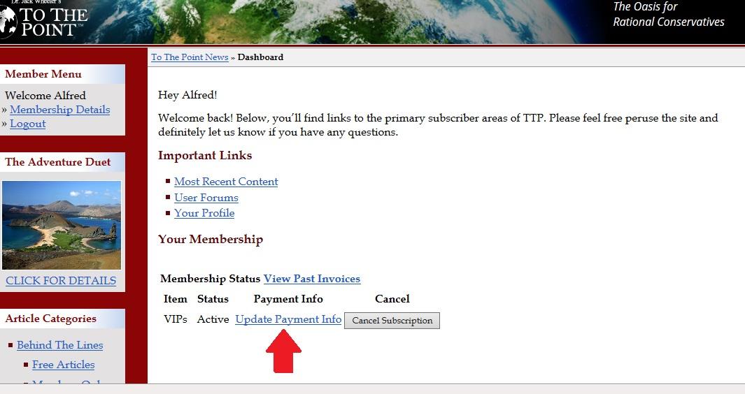 UpdatePayment_TTP
