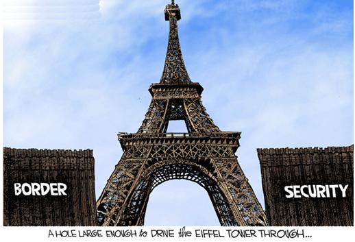 EiffelBorder