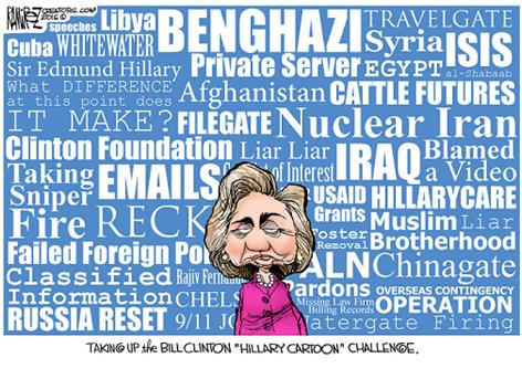 HillaryChallenge
