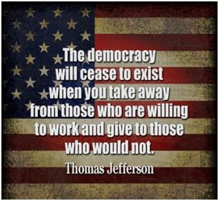 Democracy Cease to Exist