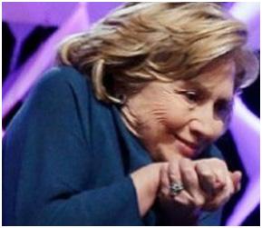 Phony Hillary