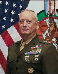 "Gen. James ""Mad Dog"" Mattis"