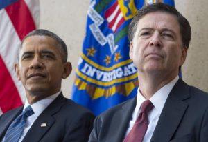 Obama and his FBI Director