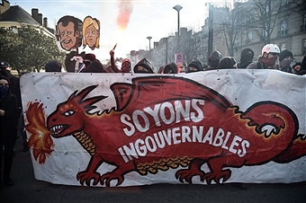 """""""Let's Be Ungovernable"""""""