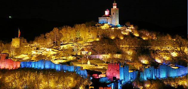 Tsarevets Castle – Veliko Tarnovo, Bulgaria