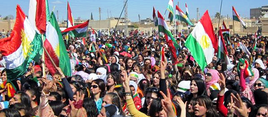 Kurds vote for independence
