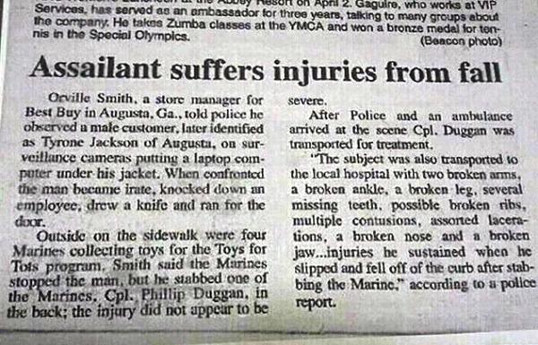 assailant-news-clip