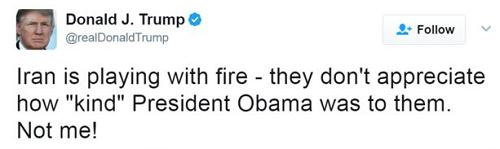 trump-tweet-on-obama-re-iran