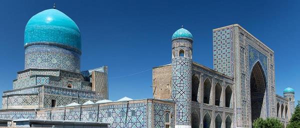 The Registan - Samarkand
