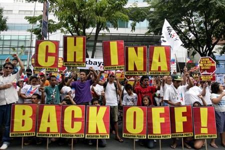 china-back-off