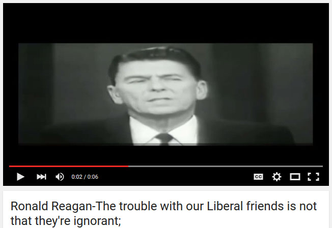 ReaganTroubleVid