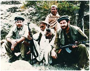 JW in Afghan 1988