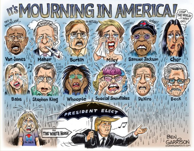 Mourning in America