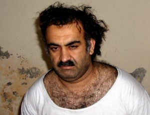 Khalid Sheikh Mohammed, perpetrator of 9/11
