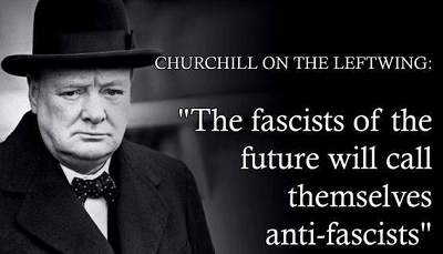 churchill-on-the-left-wing
