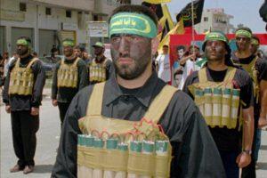 Iran's Hezbollah Terrorists