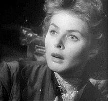 Ingrid Bergman in Gaslight 1944