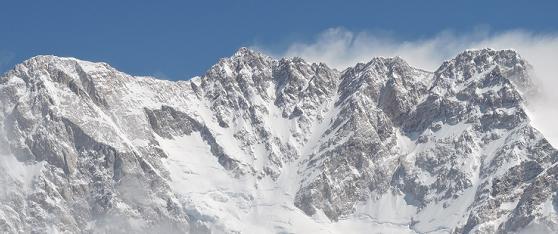 kanchenjunga-massif
