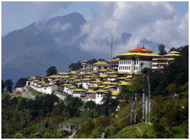 Tawang Monastery, Arnunachal Pradesh, India