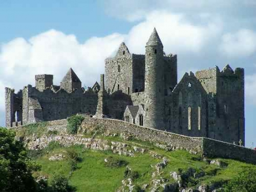 The Rock of Cashel – County Tipperary