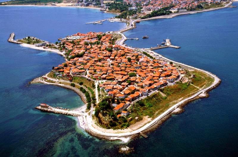World Heritage Site of the Ancient City of Nessebar