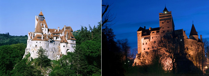 Bran Castle – home of Count Vlad Dracula the Impaler