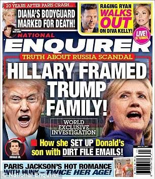 hillary-framed-trump