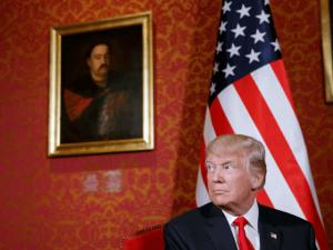 The President with Jan Sobieski