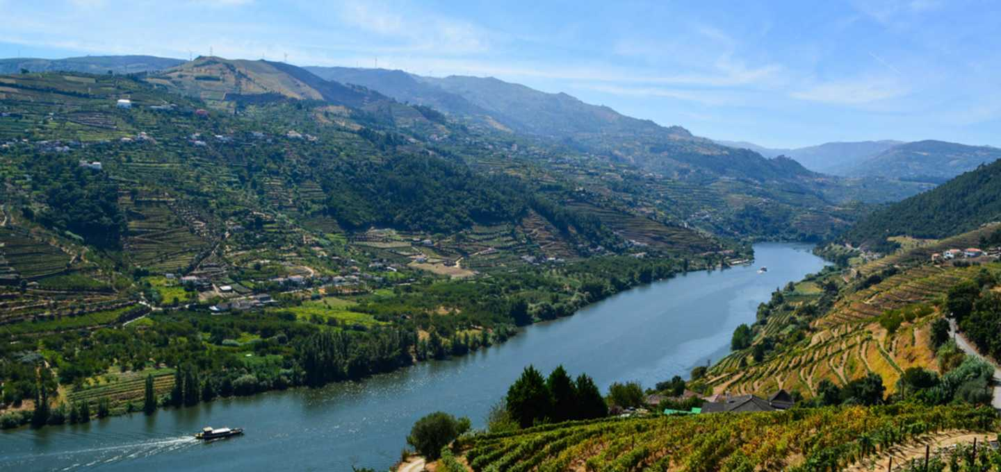The Douro River – Northern Portugal
