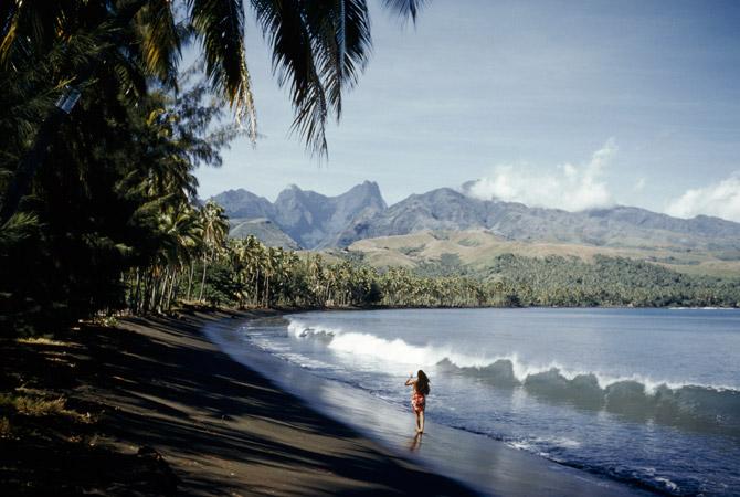 Tahiti - Matavai Bay