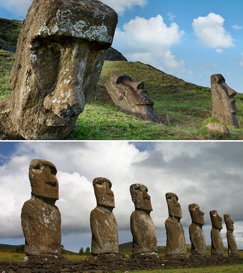 more-moai-altars