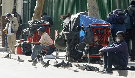 California is becoming a Third World Country