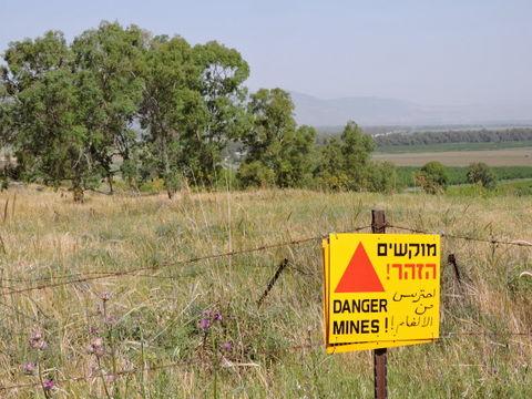 danger-mines