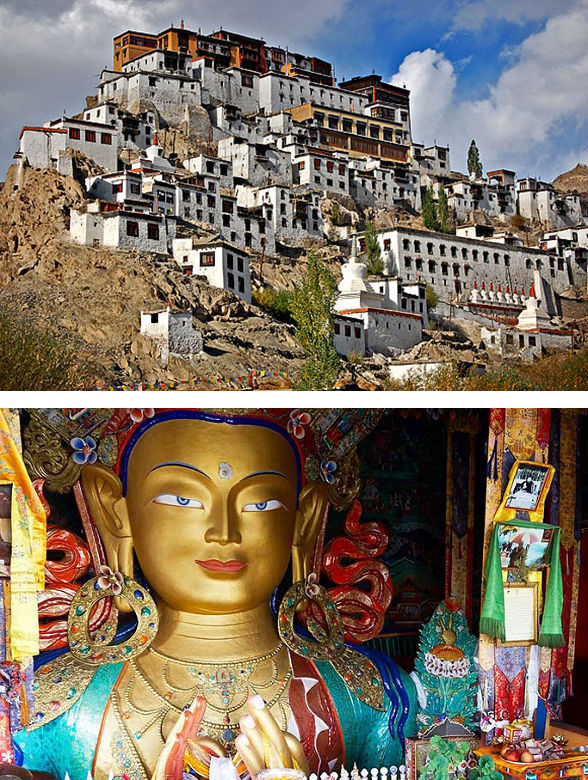 thikse-gompa