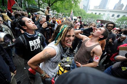 What Commies and the Fascist Left have done to May Day