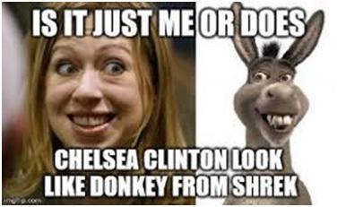 donkey-lookalike