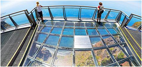 Cabo Girao Glass Skywalk – Madeira