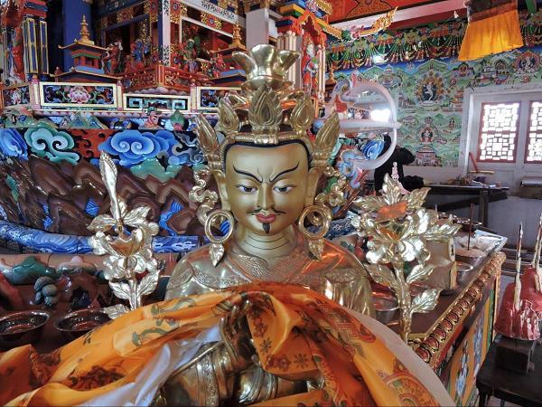 Guru Rinpoche Padmasambhava  ©2019 Jack Wheeler
