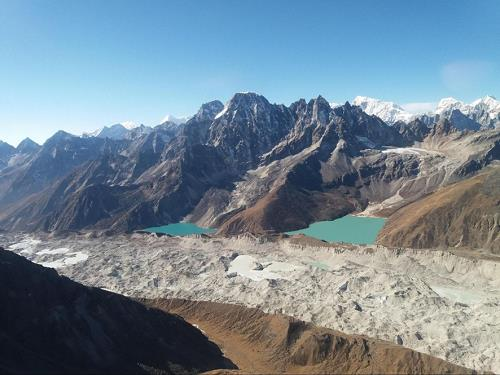 Ngozumpa Glacier – Khumbu Himalaya ©2019 Jack Wheeler
