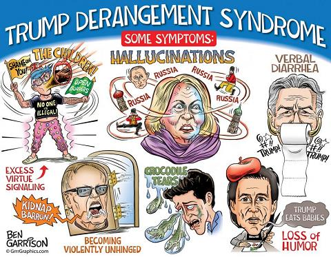 trump-derangement-syndrome