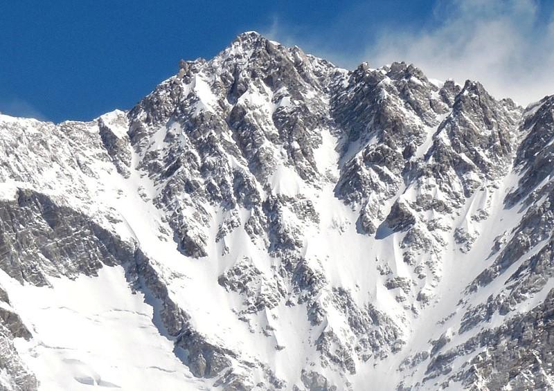 Kanchenjunga Main – Southwest Face ©2019 Jack Wheeler