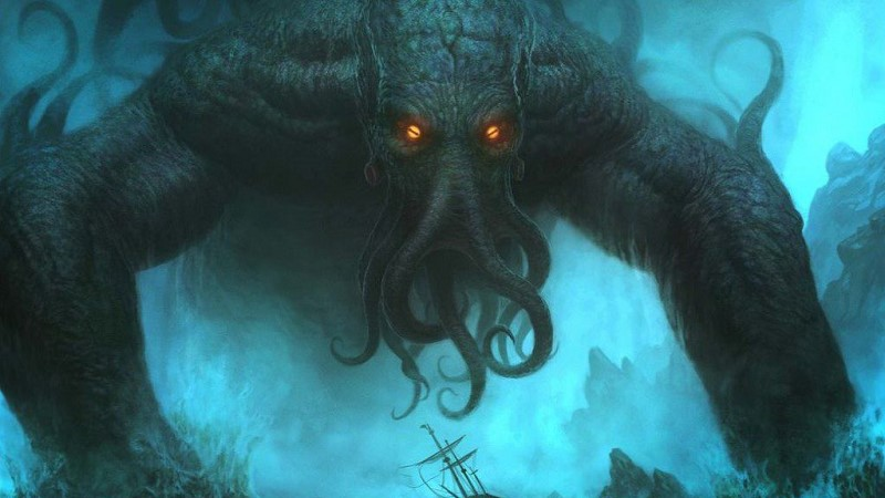 Cthulu, the god of Democrats