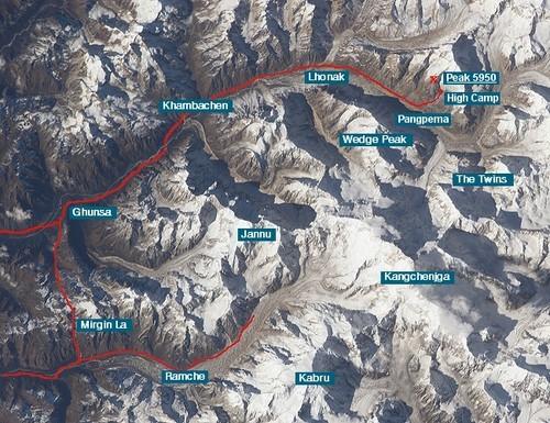 path-to-kanchenjunga