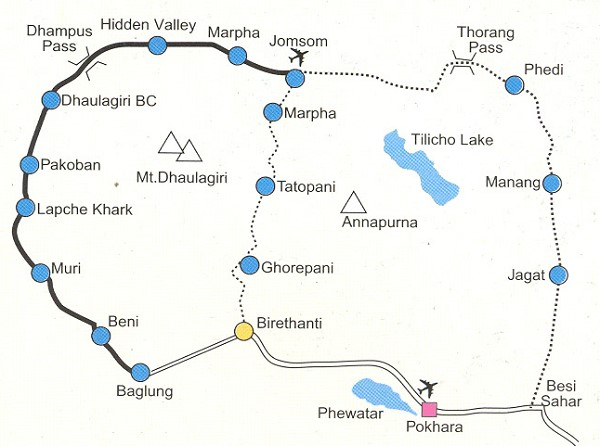 trek-routes-annapurna-and-dhaulagiri