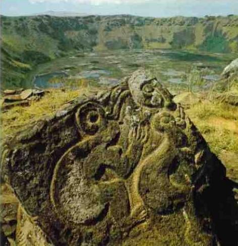 carvings-of-bird-man-of-rapa-nui