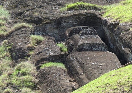 easter-island-heads-in-ground