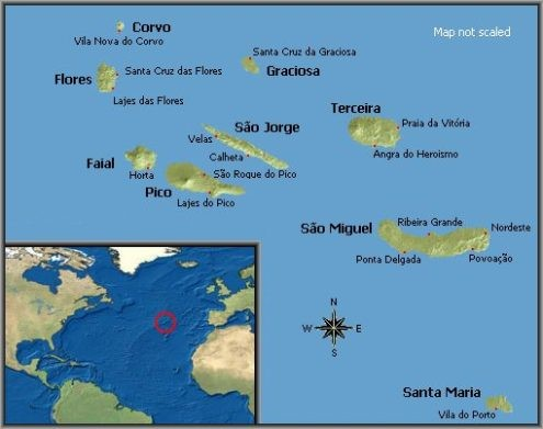 islands-off-the-azores