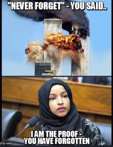 The proof of Ilhan Omar