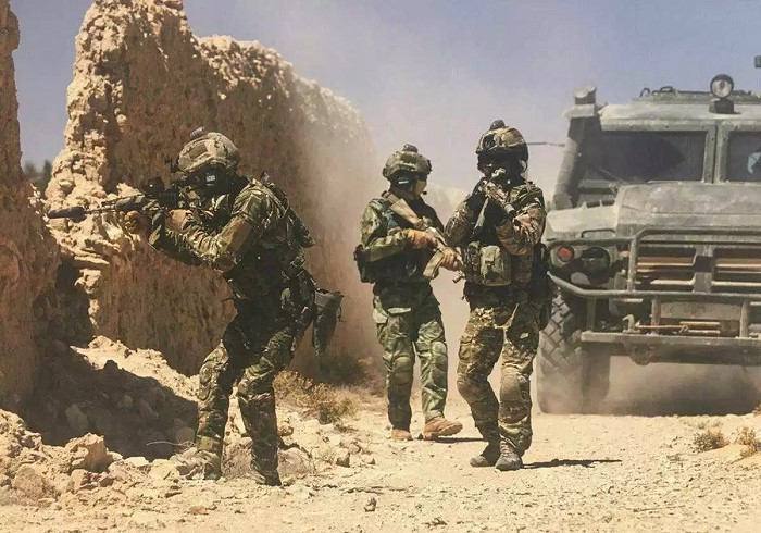 Russian mercenaries in Libya