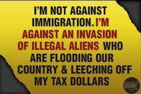 against-illegal-invasion